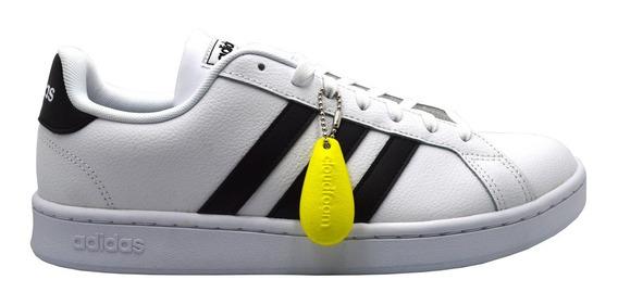Tenis adidas Hombre Blanco Grand Court F36392