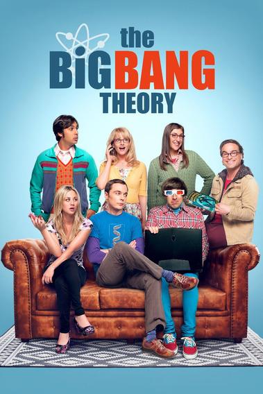 The Big Bang Theory 1ª A 12ª Temporada Dublado Leg 36 Dvds!!