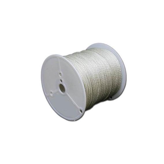 T.w. Evans Cordage 44-069 3/16-inch Solid Braid Nylon Rope 4