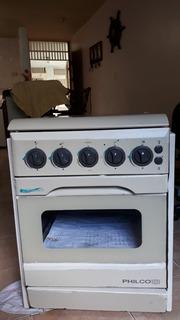 Cocina A Gas 4 Hornilla (usada)