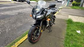 Yamaha Fz1 Fazer 2013