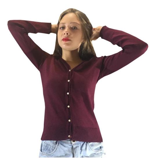 Corta Vento De Lã Casaco Feminino Moda Evangélica Barata