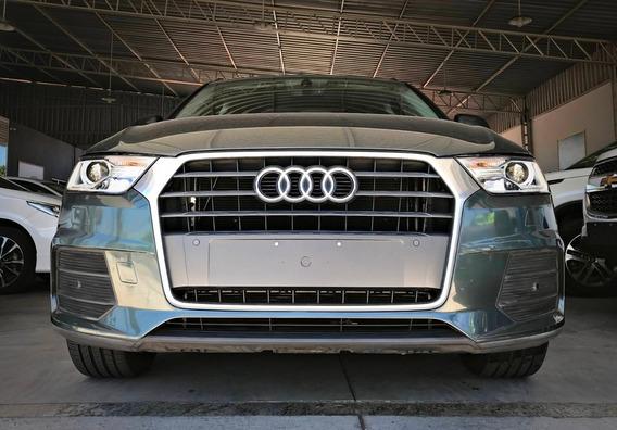 Audi Q3 Tfsi C/ Teto Solar 1.4. Verde 2018/18