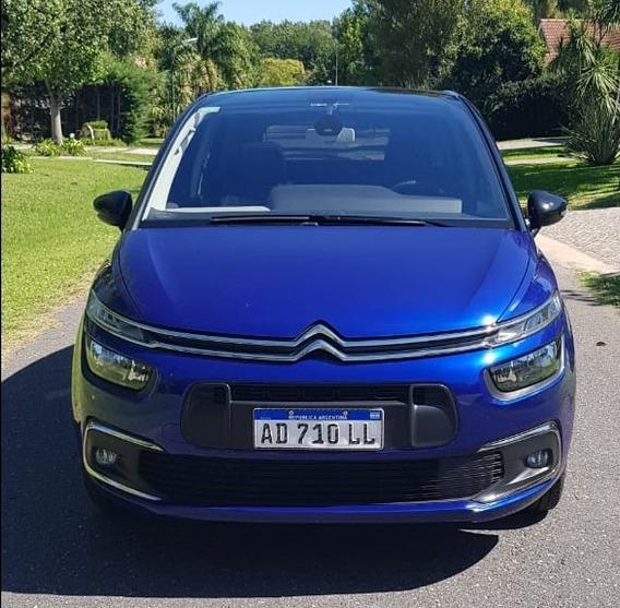 Citroën C4 Spacetourer 2019 1.6 Hdi 115 Mt6 Rip Curl