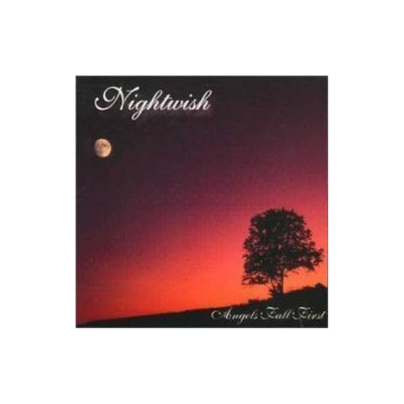 Nightwish Angels Fall First Cd Nuevo
