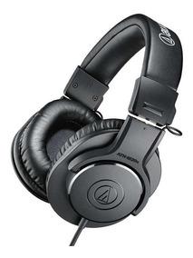 Audio-technica Fone Ath-m20x - Headphone Profissional