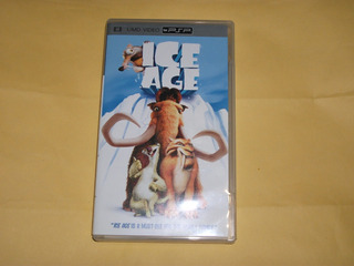 Ice Age Pelicula Umd Sony Psp