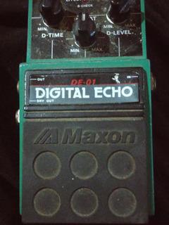 Maxon De-01, Echo Digital, Japón, 1980s