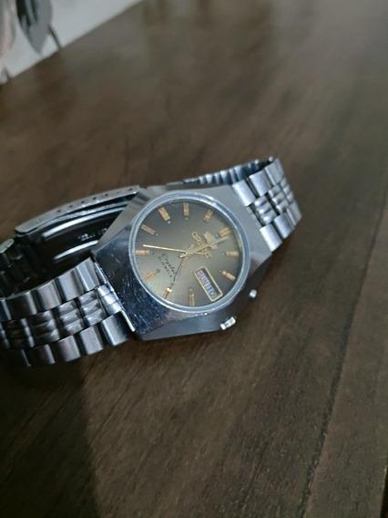 Relógio Orient Y469 Automático