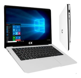 Notebook Cx Intel Atom 4gb Ram 64gb Ssd Full Hd 1080p Win 10