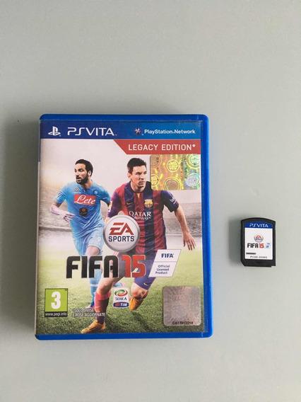 Fifa 2015 Para Ps Vita