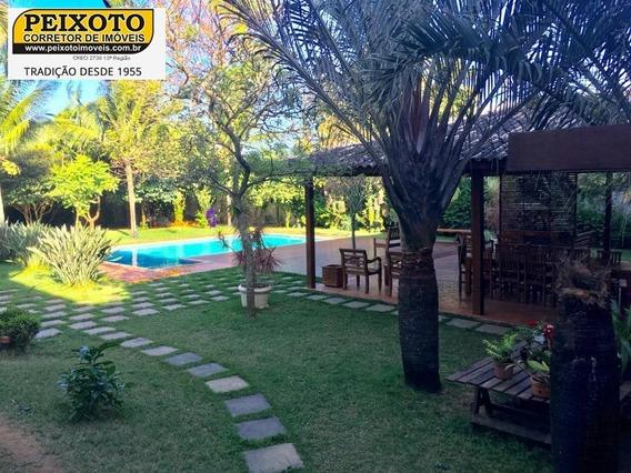 Casa 4 Quartos Área Total 1080m² - Ca00132 - 33113025