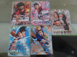 Dragon Ball Super Card Game World Martial Arts Tournament
