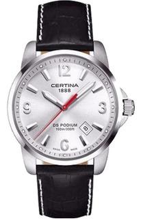 Reloj Certina Ds Podium Big Size C0016101603700 Hombre
