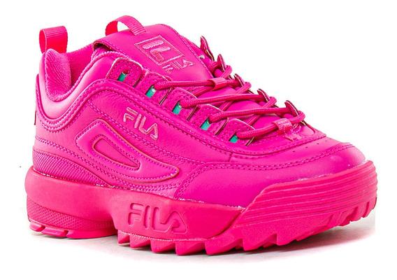 Zapatillas Disruptor Ii Premium Fila Fila Tienda Oficial