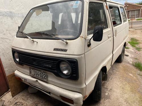 Daihatsu Rural 3p 55 Wide Cab 1981 Dueño Vende