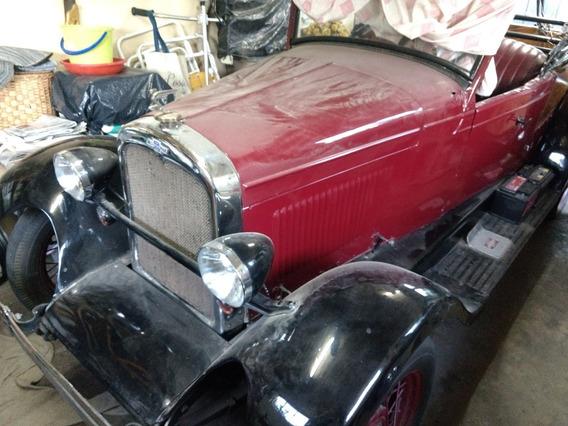 Chevrolet 1928 Chata ( No Ford,no Dodge)