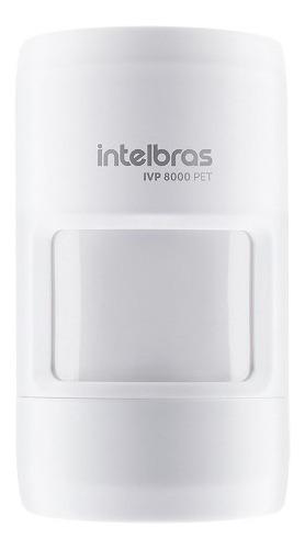 Imagem 1 de 2 de Sensor Intelbras Infravermelho Sem Fio Ivp 8000 Pet