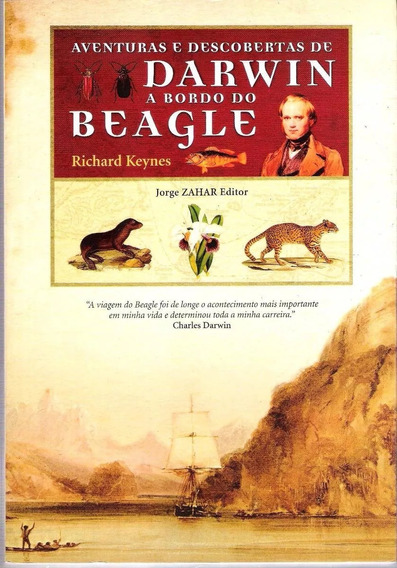 Darwin A Bordo Do Beagle - Richard Keynes