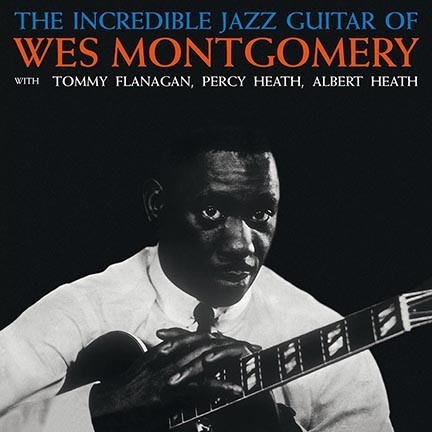 Wes Montgomery-the Incredible Jazz Guitar Of Wes Montgome Lp