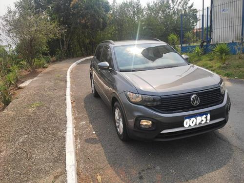 Volkswagen T-cross 2020 1.0 200 Tsi Aut. 5p