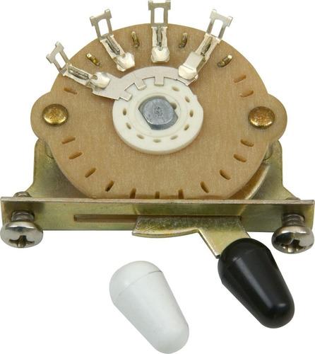 Imagen 1 de 7 de Dimarzio Llave De 3 Posiciones Para Telecaster Ep1105