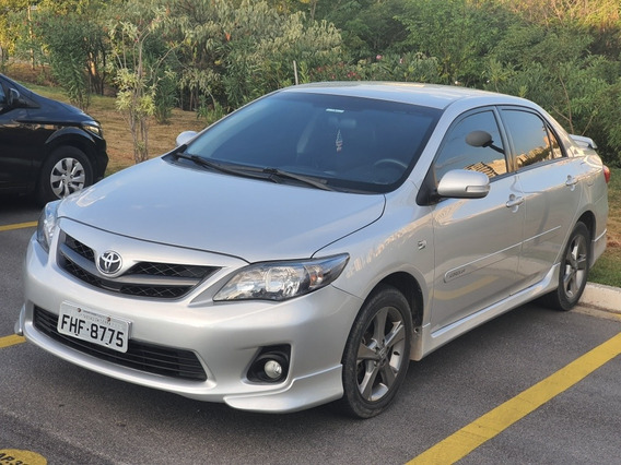 Toyota Corolla 2013 2.0 16v Xrs Flex Aut. 4p