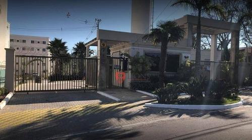 Apartamento Com 2 Dormitórios À Venda, 44 M² Por R$ 149.000,00 - Passo Das Pedras - Gravataí/rs - Ap0823