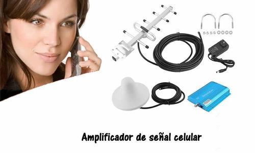 Imagen 1 de 10 de Amplificador Antena Celular 2g 3g 4g Gsm 850mhz En Stock
