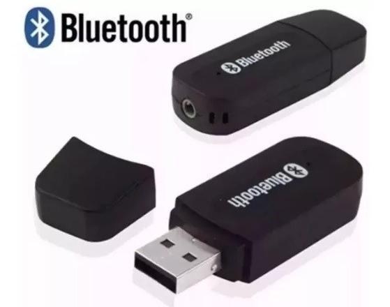 Receptador Bluetooth Wireless Para Áudio Pen Drive Conversor