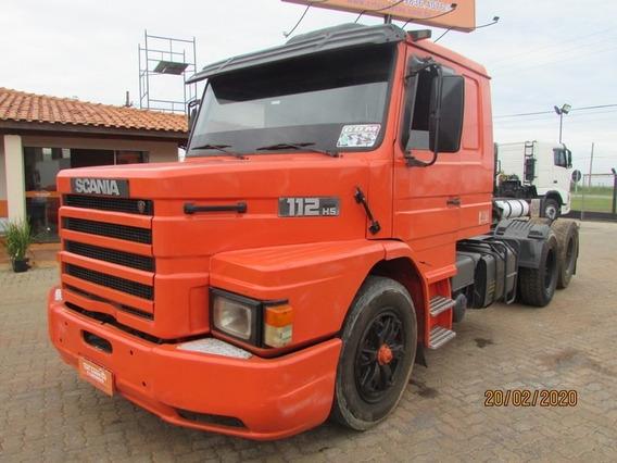 Scania T 112 6x2