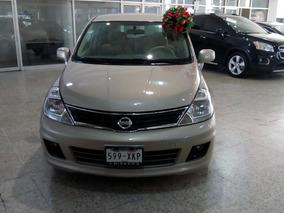 Nissan Tiida Factura Agencia Todo Pagado Aire Acondicionado