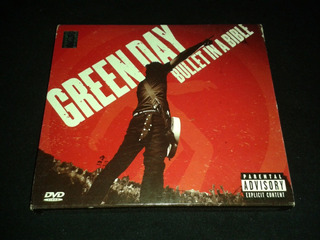 Cd/dvd Green Day - Bullet In A Bible (2005)