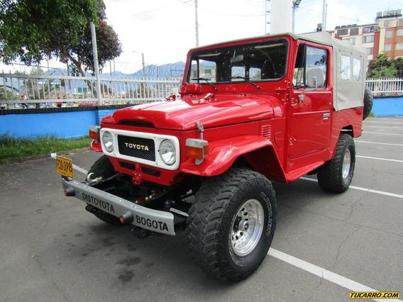 Toyota Land Cruiser Fj 43