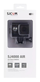 Câmera Sjcam Sj4000 Air Full Hd 4k Com Cartão Micro Sd 16gb