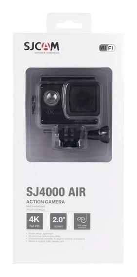 Promoção Câmera Sjcam Sj4000 Air 4k - Frete Grátis