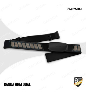 Garmin Banda Cardiaca Hrm Dual - Tienda Oficial