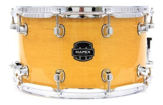Caixa De Bateria Maple Mapex Mpx 14x8 Mpml4800c Pele Remo