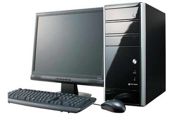 Computadora Cpu I5 Hdd 500 Ram 4gb Monitor