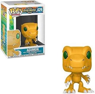 Funko Pop Agumon N° 429 Digimon En Caja Nuevo