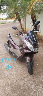 Honda Pcx Dlx 17/17 Divido No Cartão!!!!!