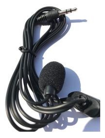 Microfone De Lapela 3,5mm P2 Stereo Youtuber Pronta Entrega
