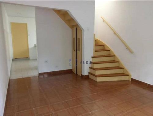 Casa 120m², 2 Dormitorios,  1 Vagas - Vila Mariana - Ca1608