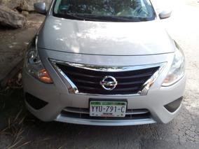 Nissan Versa 1.6 Sense Mt 2015