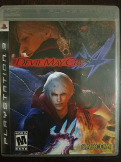 Devil May Cry 4 - Ps3 - Game Freaks