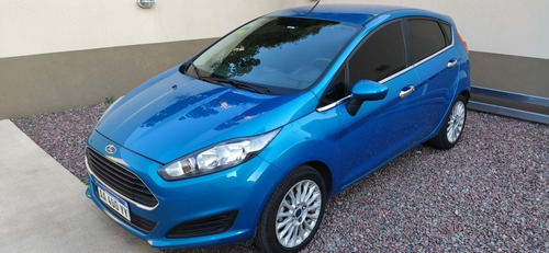 Ford Fiesta Kinetic Design 1.6 S 120cv