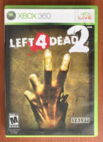 Left 4 Dead 2 - Xbox 360 Original