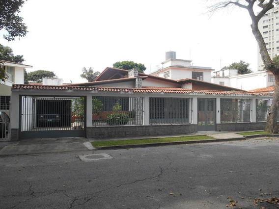 Casa En Venta La Floresta Caracas
