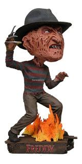 Neca Headknockers Bobble Freddy Vs Jason