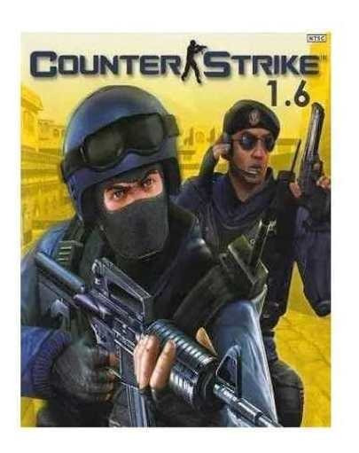 Counter Strike 1.6 - Pc - Original - Envio Via Download